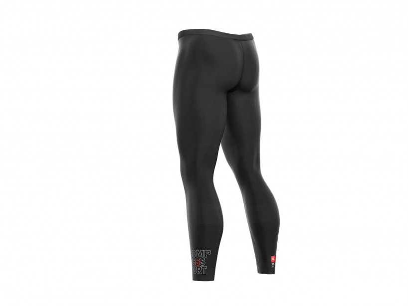 Running Under Control Full Tights black