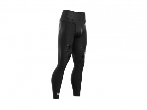 Trail Running Under Control Full Tights black