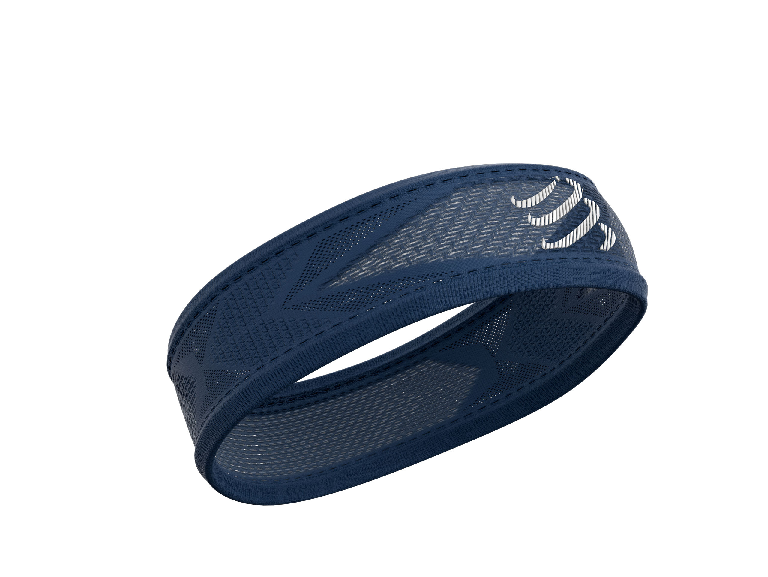 Thin HeadBand On/Off blue