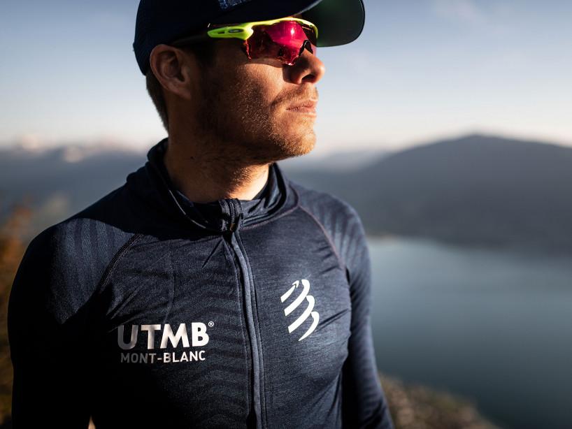 Ultra-Trail 180g Racing Hoodie - UTMB® 2019