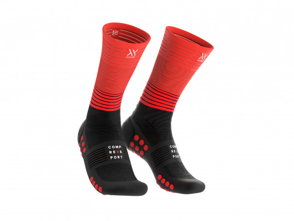 Mid Compression Socks BLOOD ORANGE