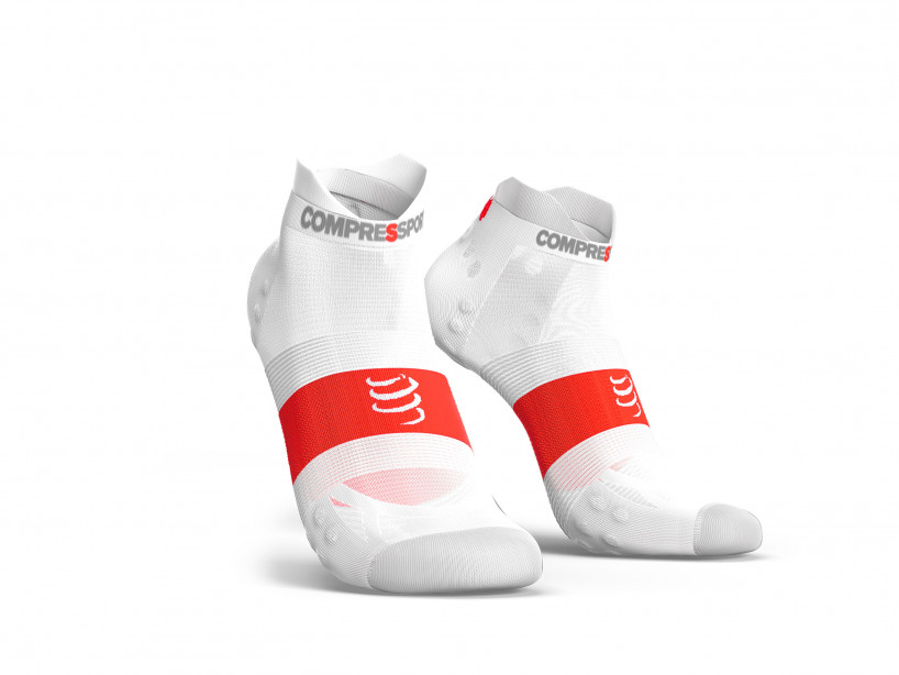 Pro Racing Socks v3.0 Run Ultralight Run Low white