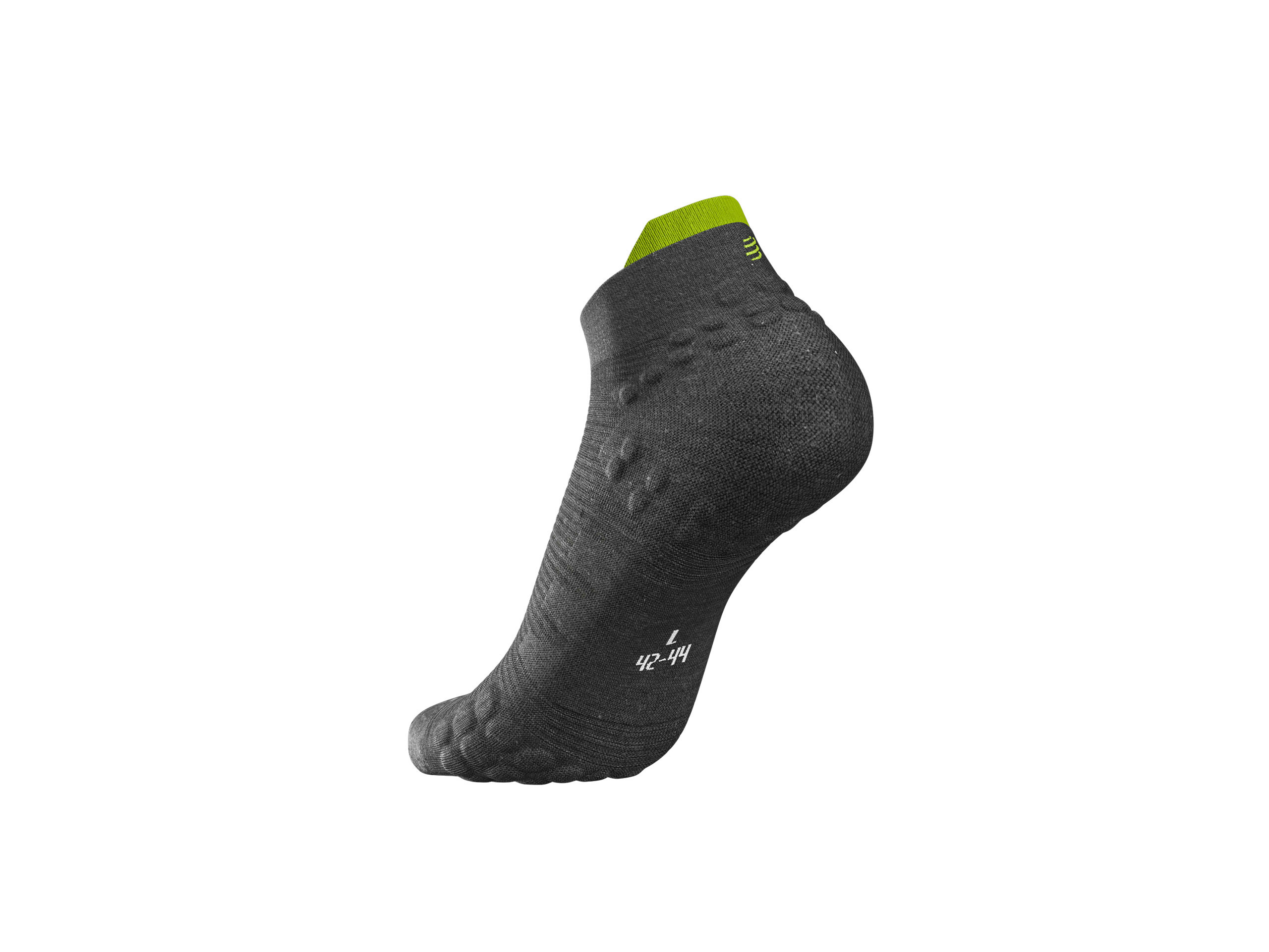 Pro Racing Socks v3.0 Run Low - Black Edition 2019 BLACK