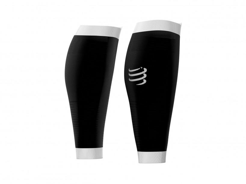 R2 Oxygen calf sleeves black