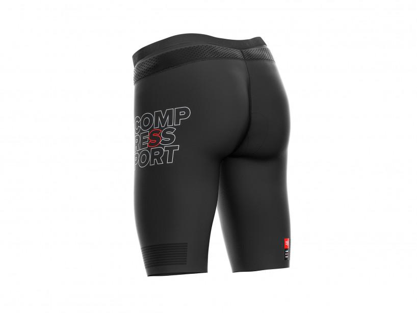 Triathlon Under Control Short W schwarz
