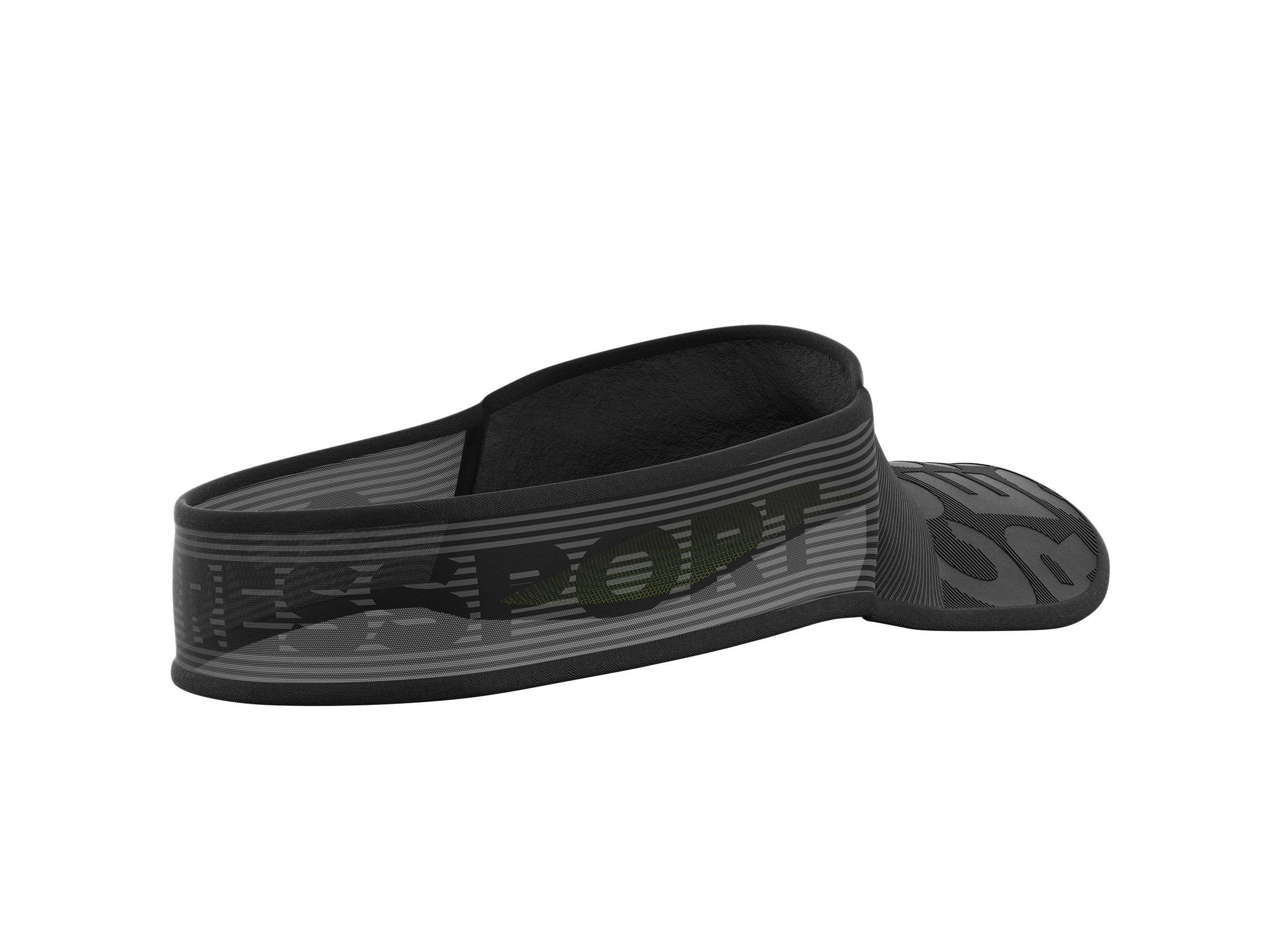 Spiderweb Ultralight Visor - Black Edition 2019 BLACK