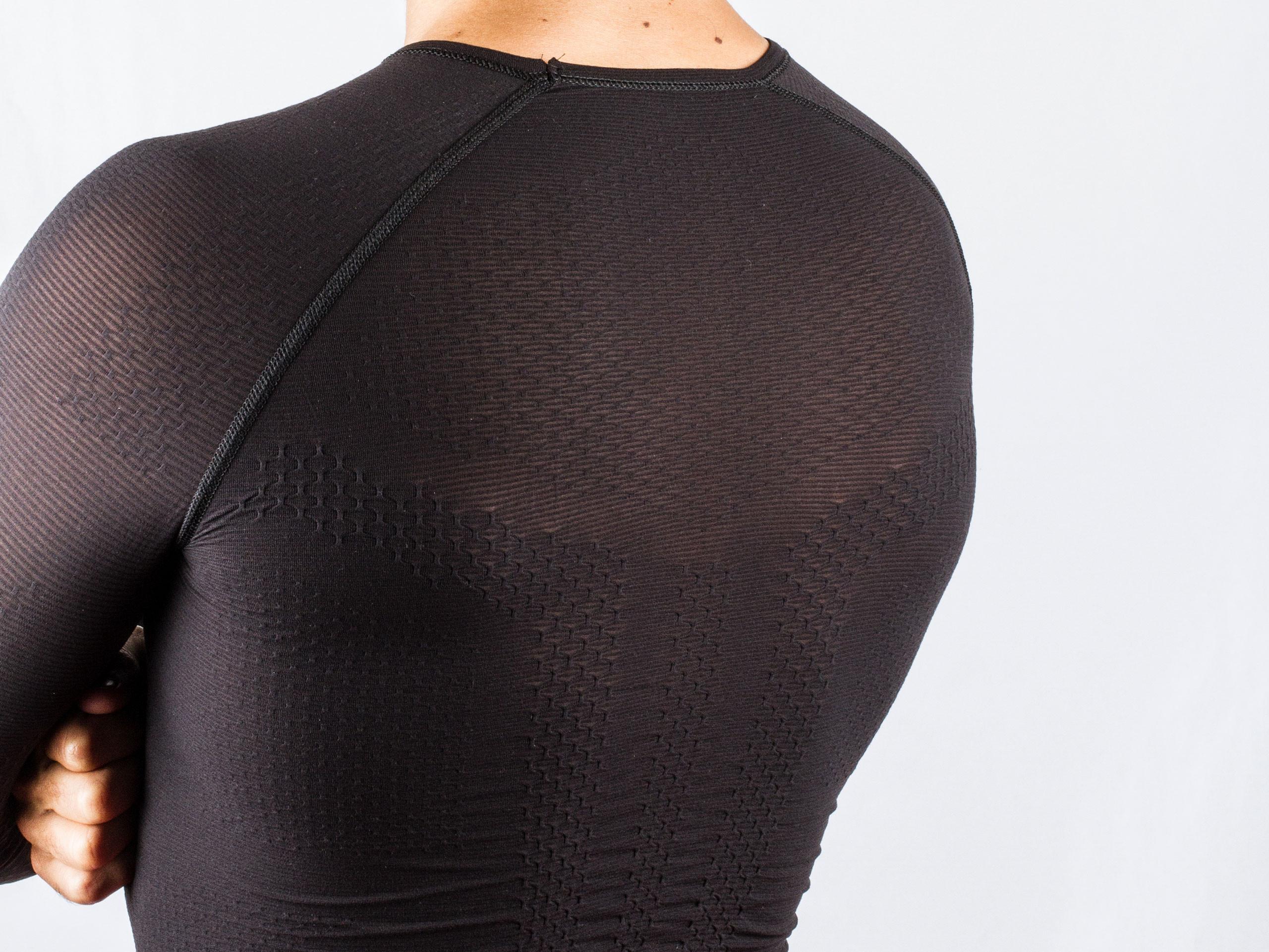 Camiseta 3D Thermo UltraLight ML negra