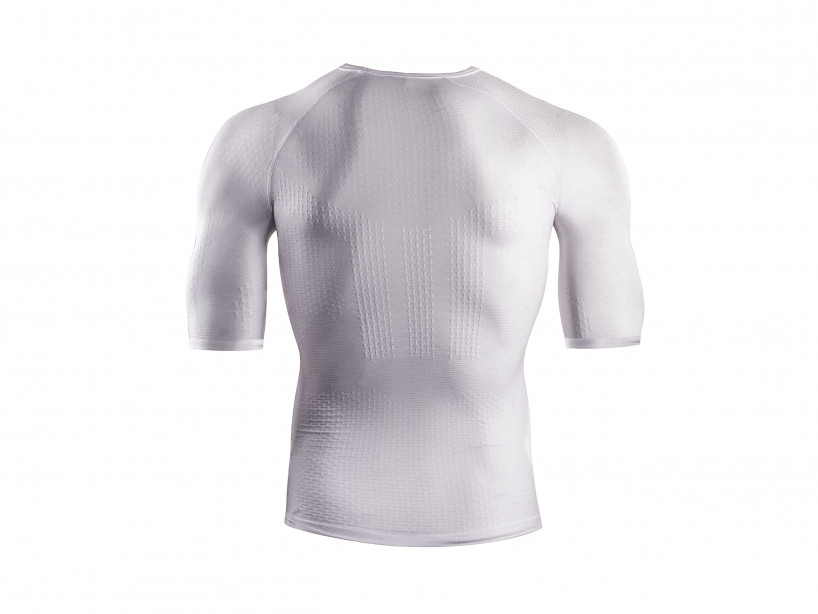 3D Thermo UltraLight SS Shirt WHITE