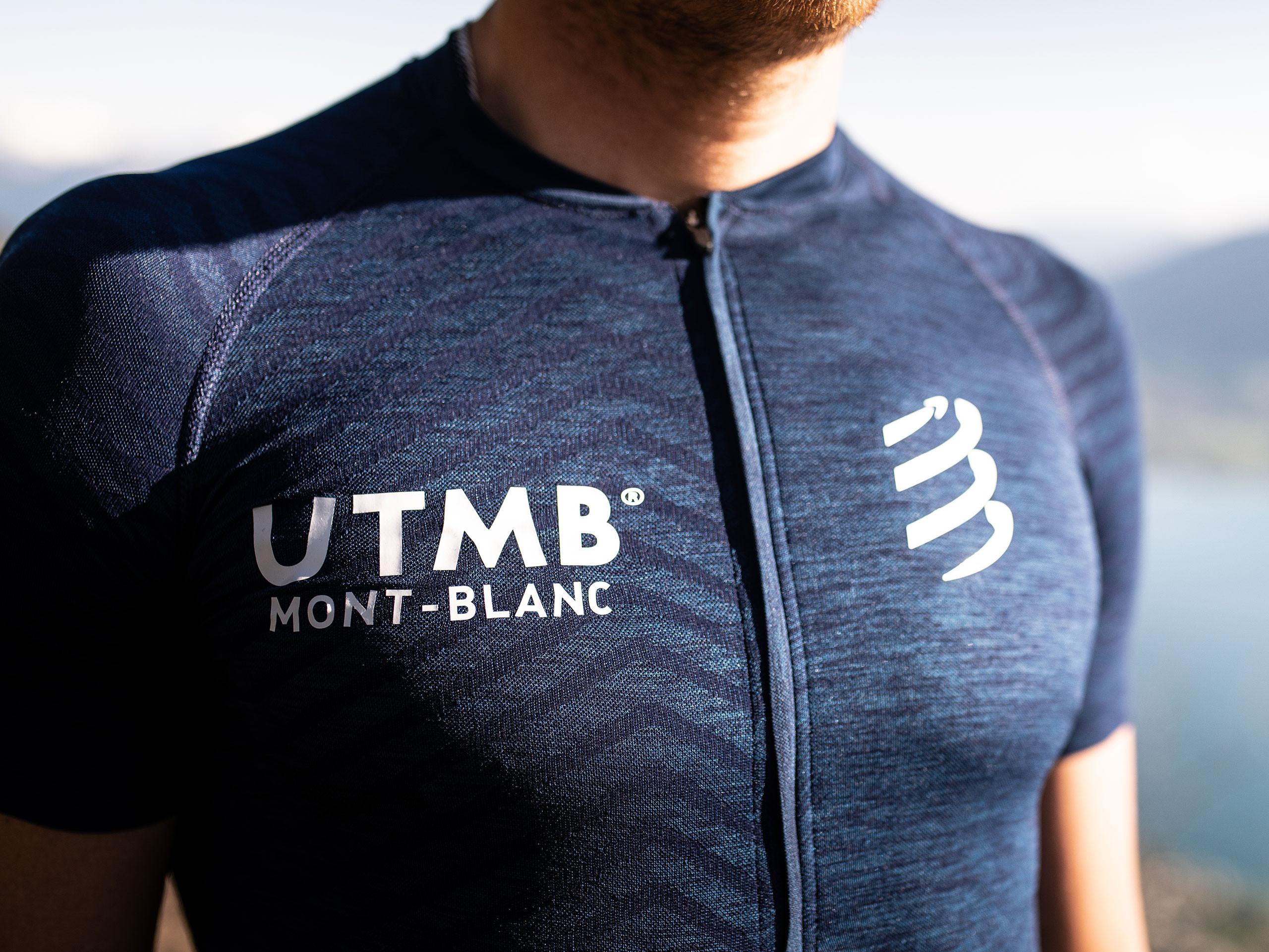 Top posturale SS da Ultra-Trail SS - UTMB® 2019