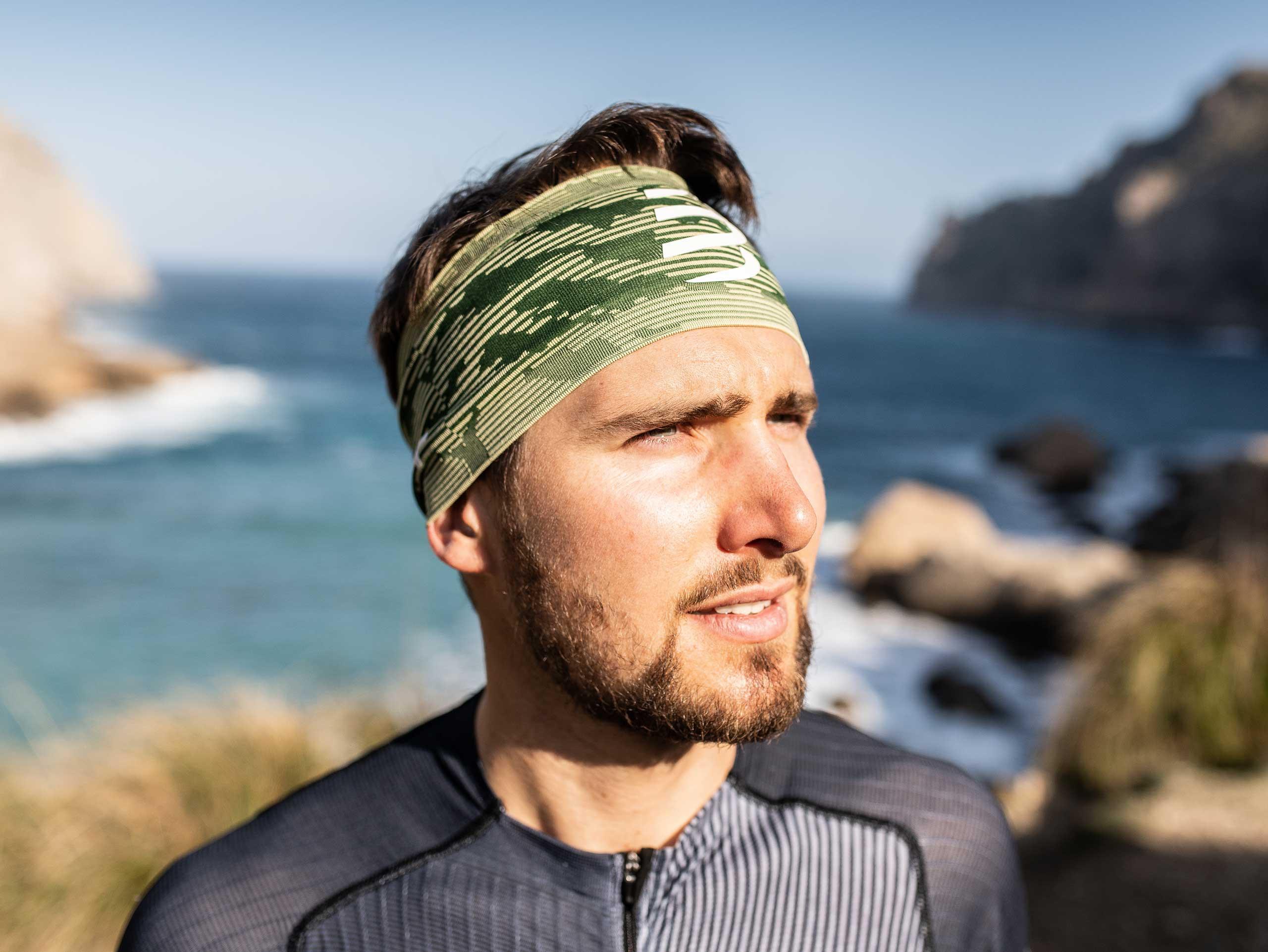 Headband On/Off camo