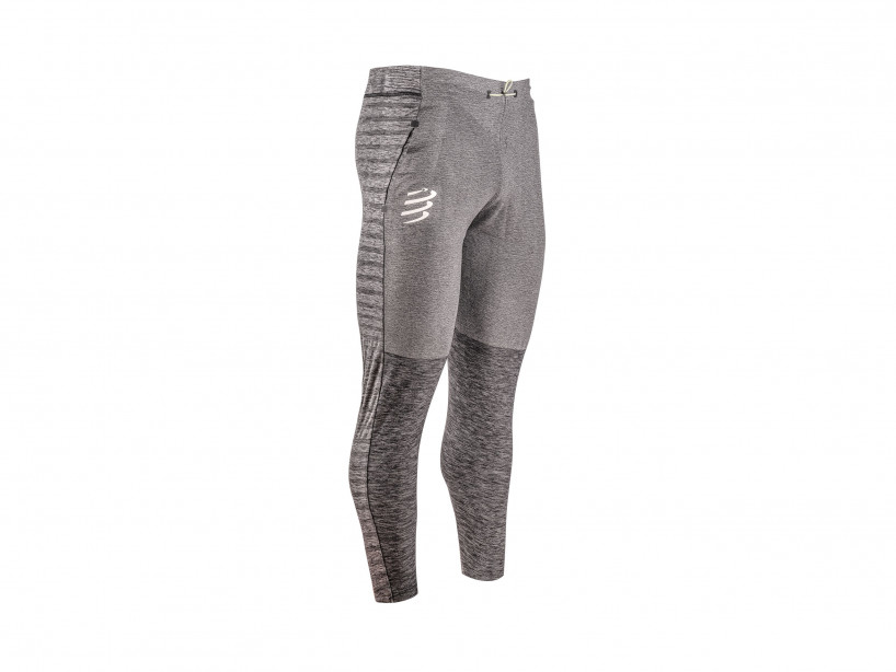Seamless Pants grey melange