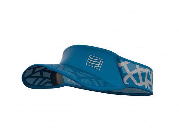 Visera Spiderweb Ultralight azul