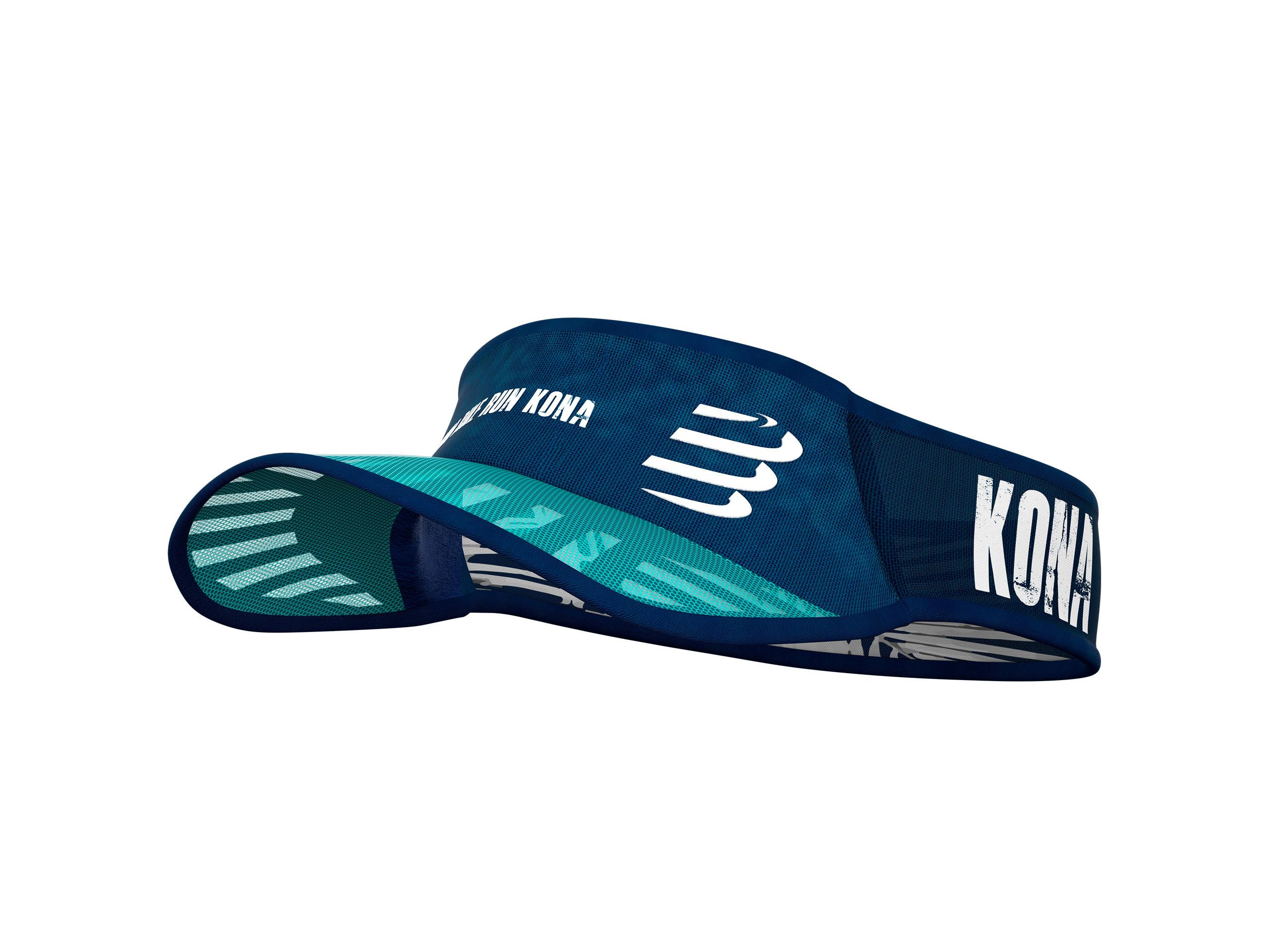 Spiderweb Ultralight Visor - Kona 2019 BLUE