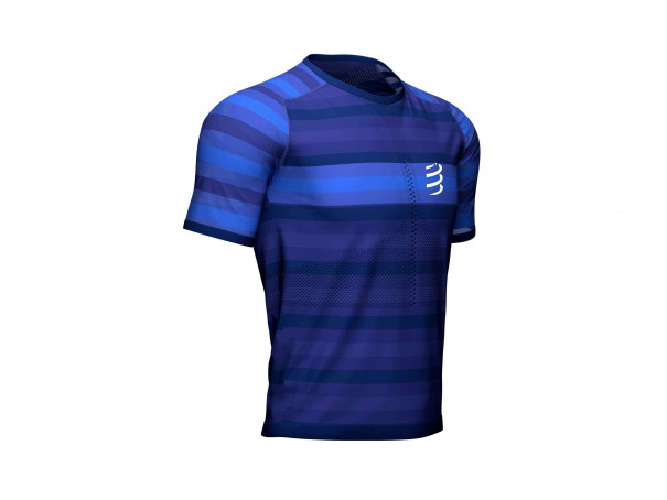 Racing SS T-Shirt blau