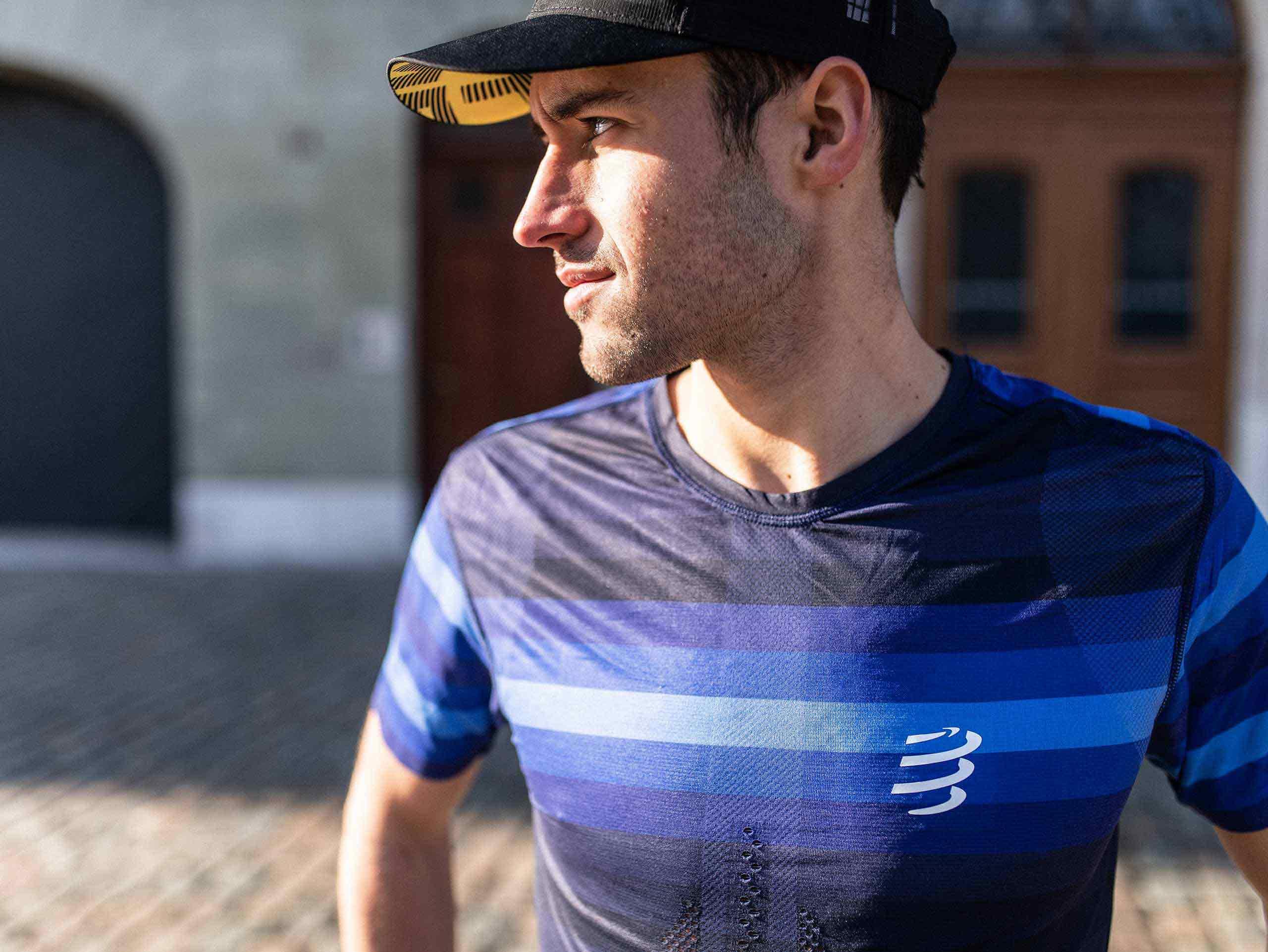 Racing SS Tshirt bleu