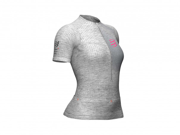 Trail Postural SS Top W grau