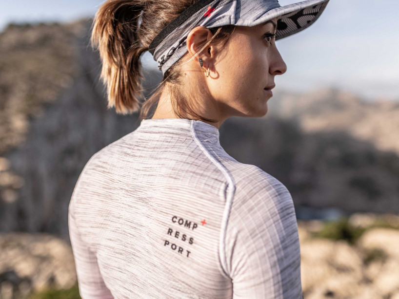 Trail Postural SS Top W gris