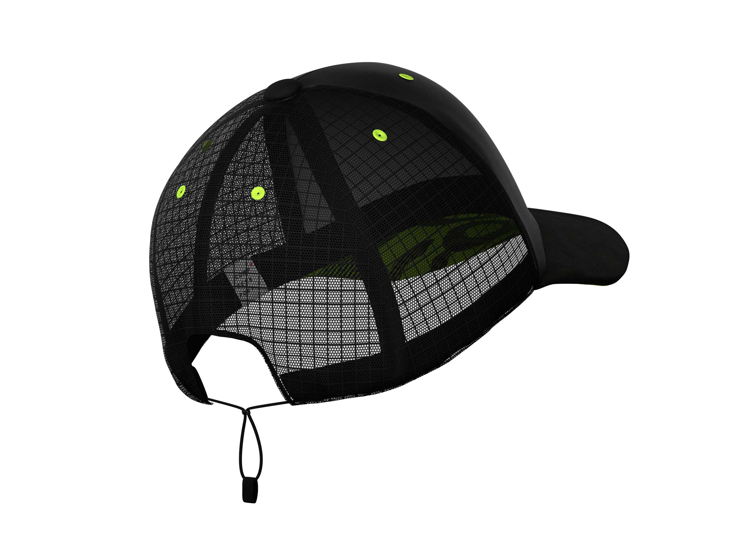 Racing Trucker Cap black