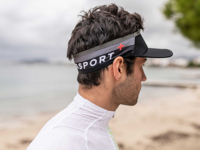 Visor Ultralight black