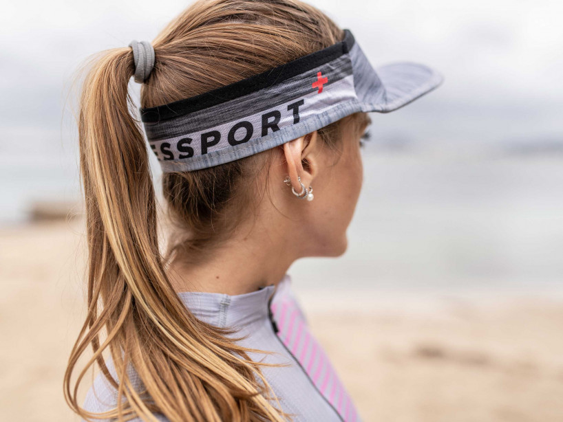 Visor Ultralight grey melange