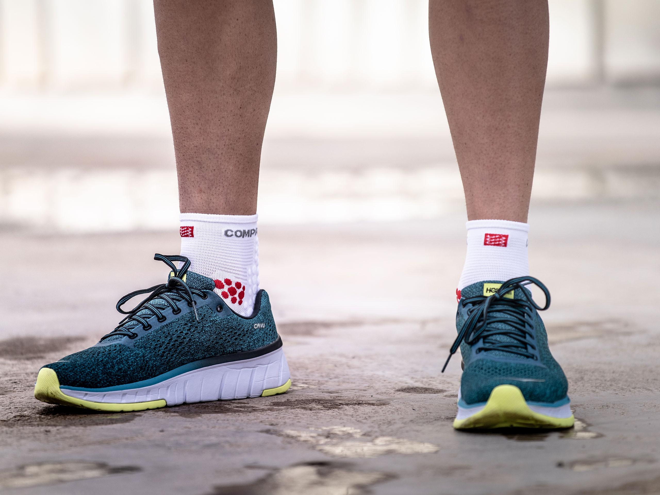 Pro Racing Socks v3.0 Run High WHITE
