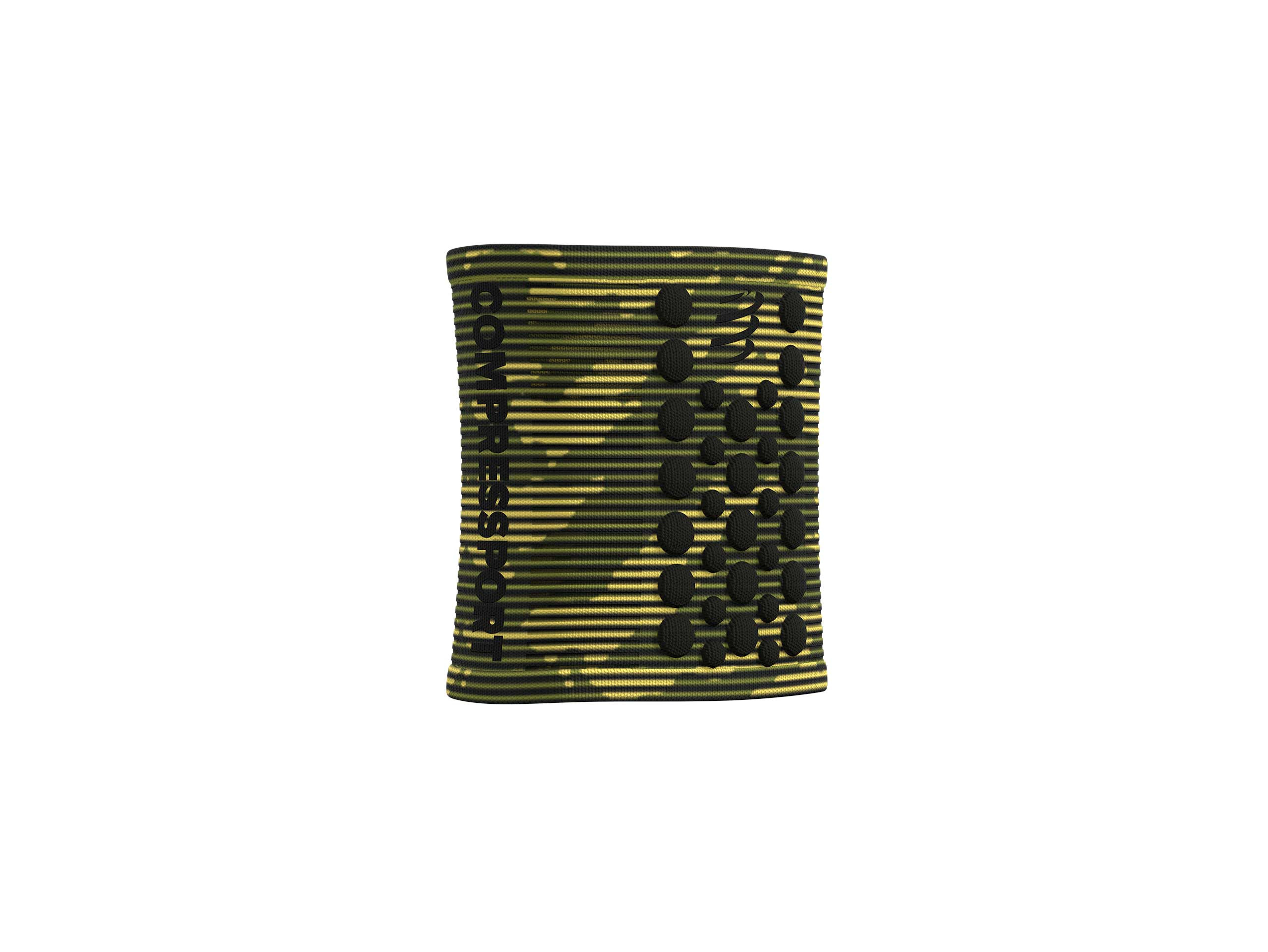 Sweatbands 3D.Dots camo/black