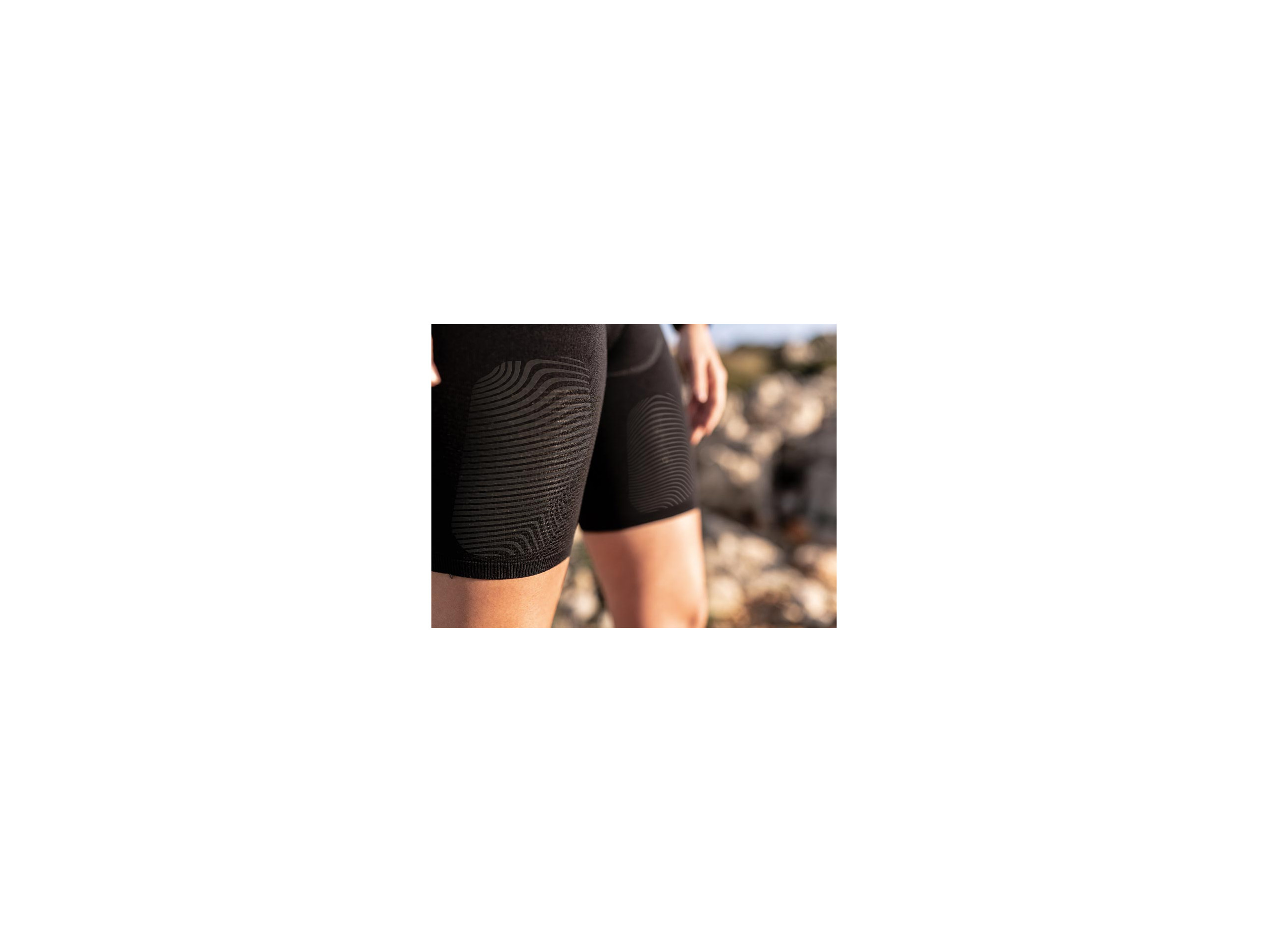 Trail Under Control Short W - schwarz