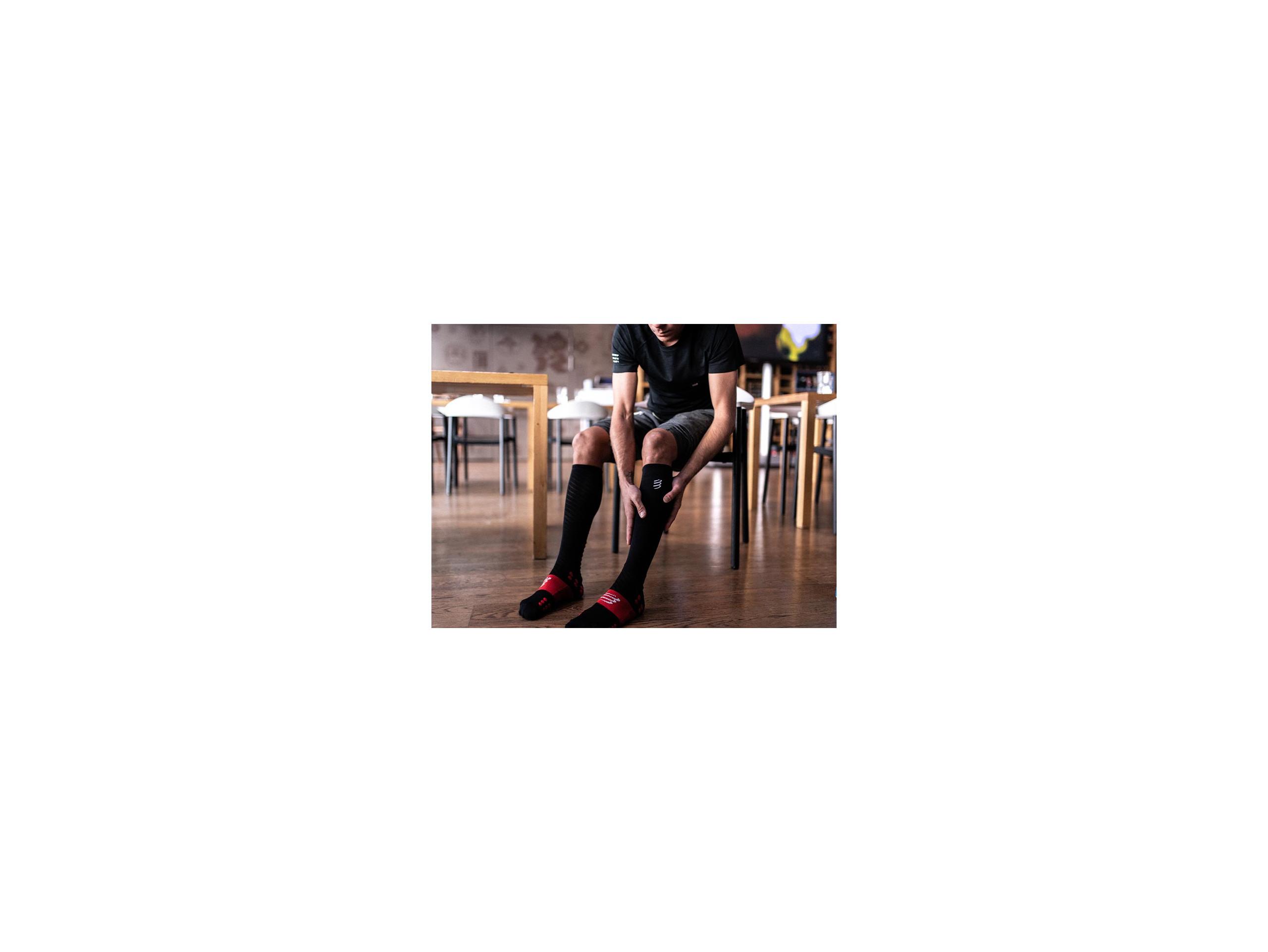 Full Socks Ultra Recovery black