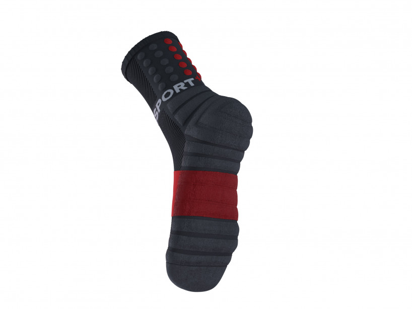 Shock Absorb Socks schwarz