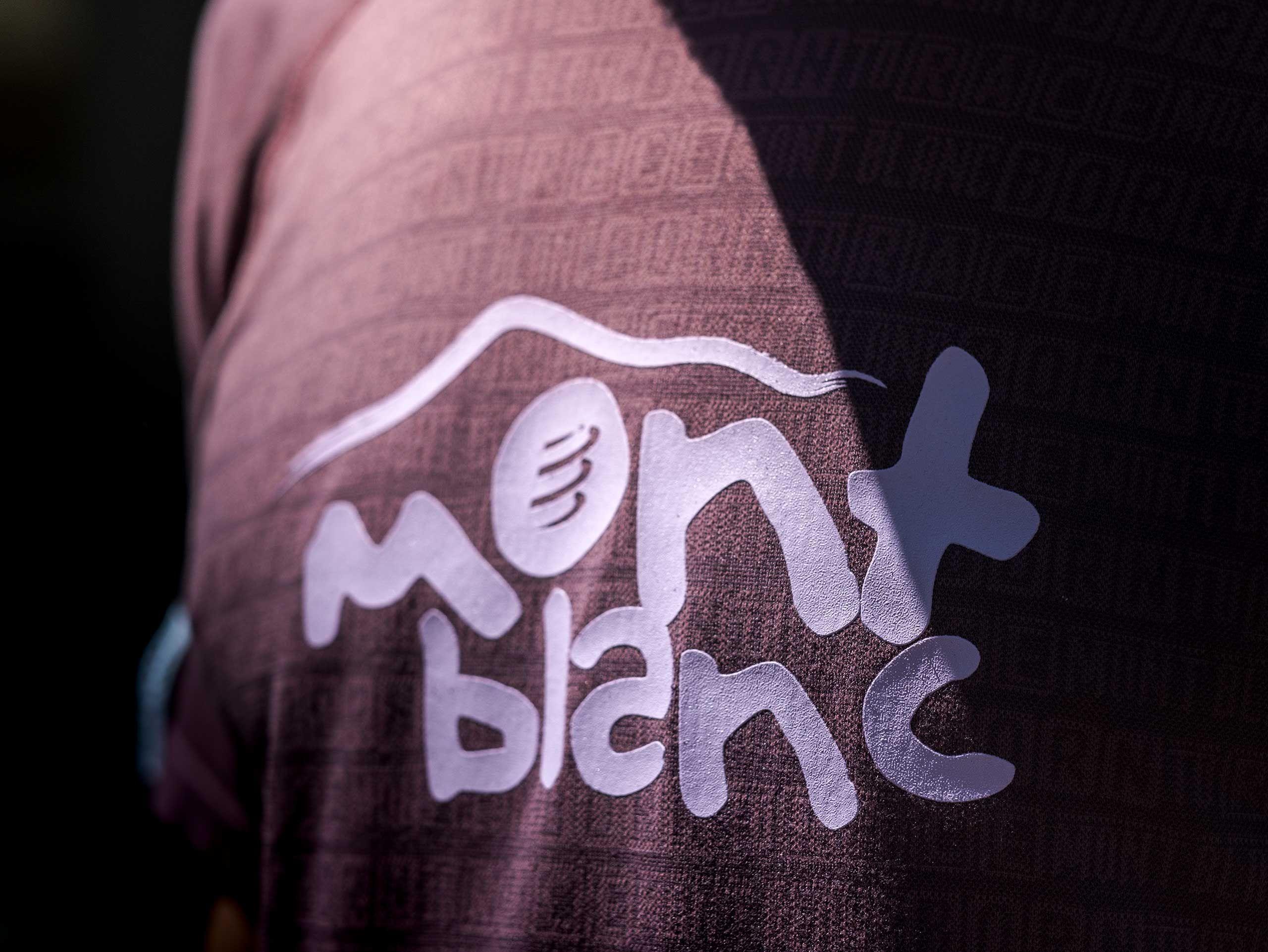 Training Tshirt SS - Mont Blanc 2020