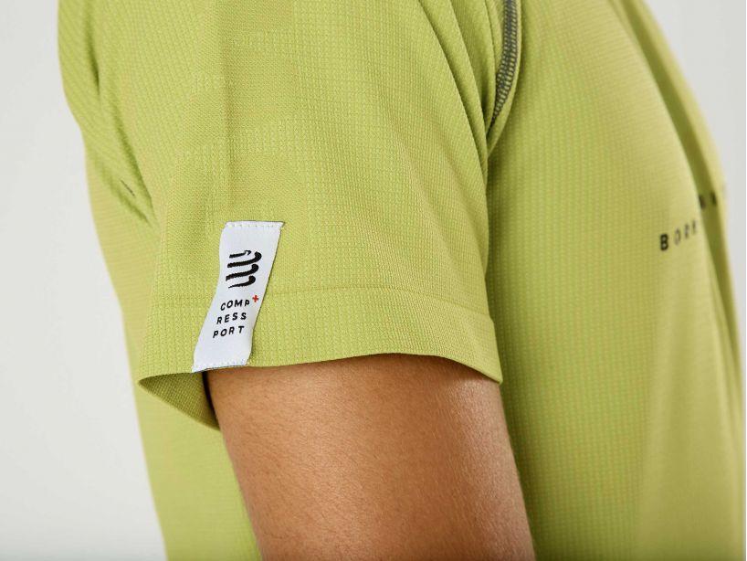 Training Tshirt SS - Born To SwimBikeRun 2020