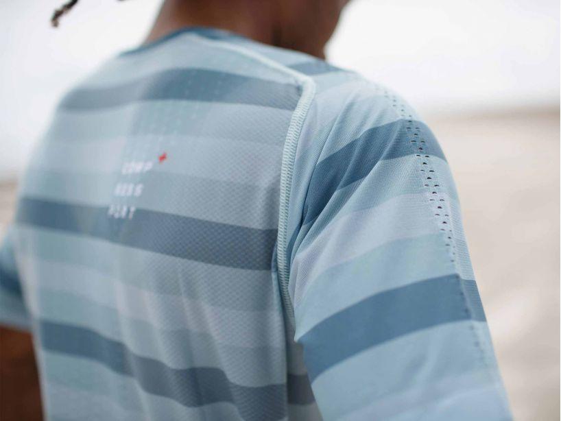 Performance SS Tshirt NILE BLUE