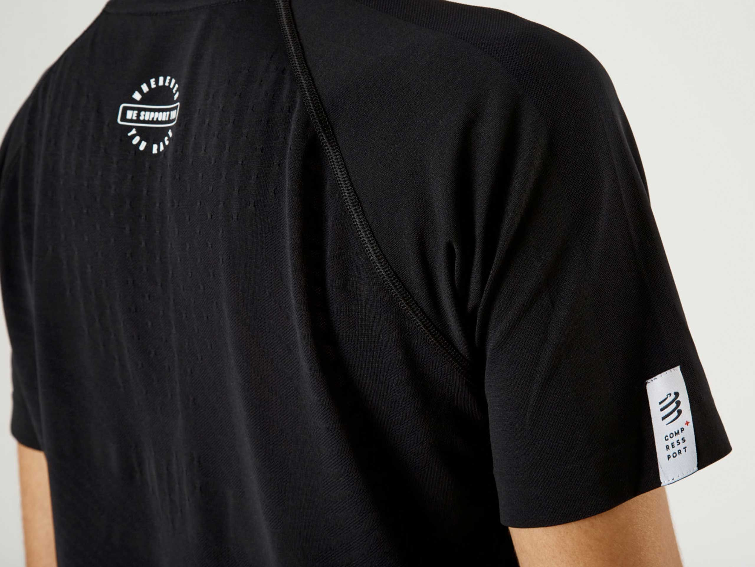 Training Tshirt SS - Black Edition 2020
