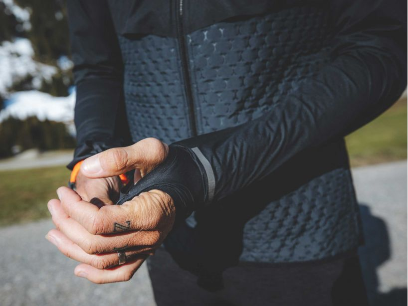 Winter Insulated 10/10 Jacket M - Black