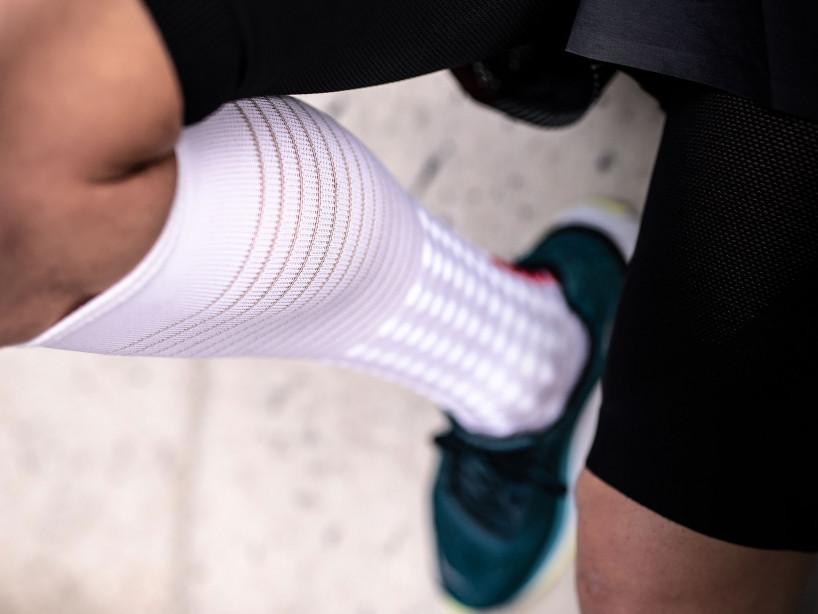 Full Socks Race & Recovery WHITE