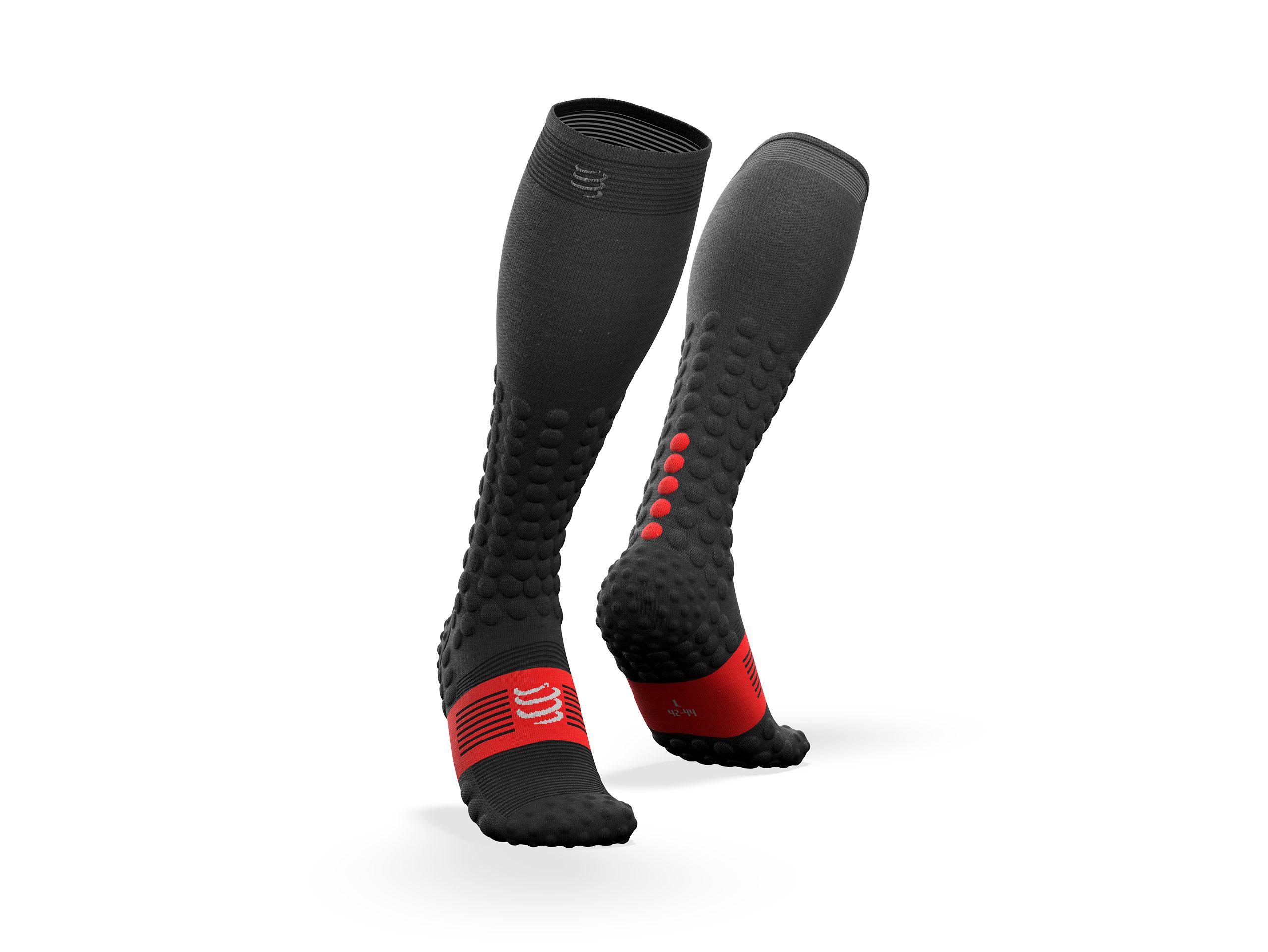 Full Socks Detox Recovery BLACK