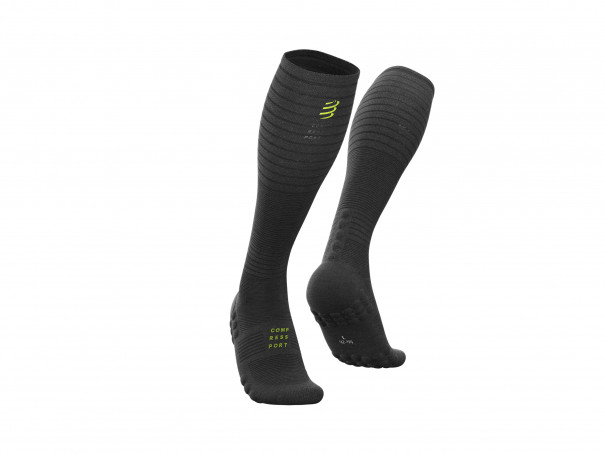 Full Socks Oxygen - Black Edition 2019 BLACK