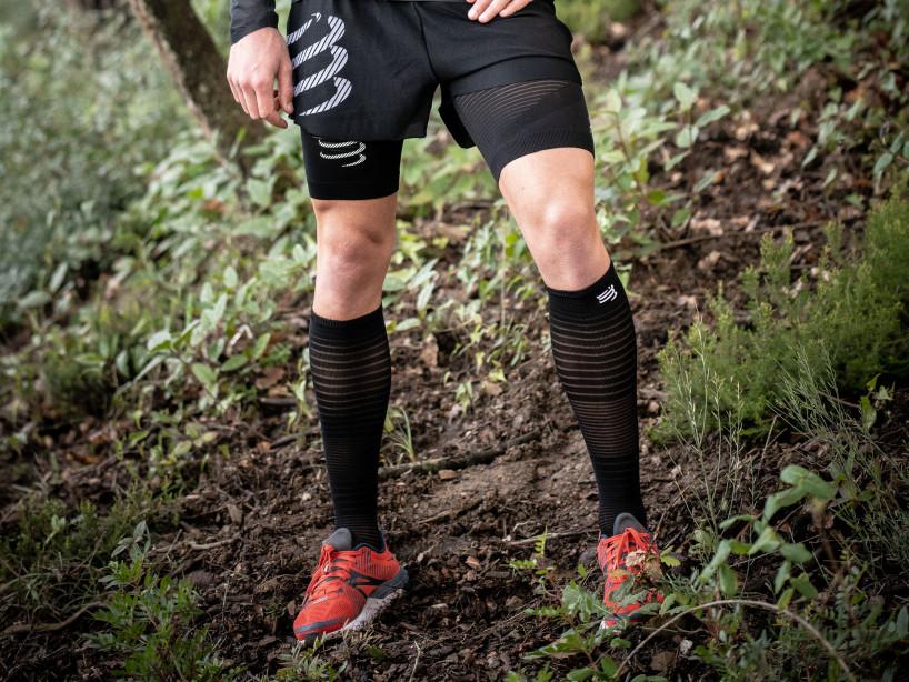 Full Socks Oxygen BLACK