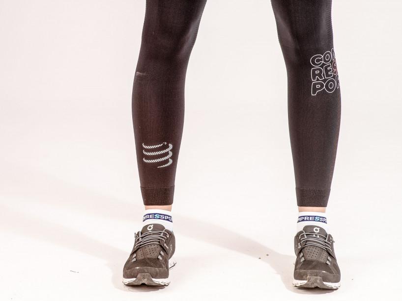 Running Under Control Full Tights black