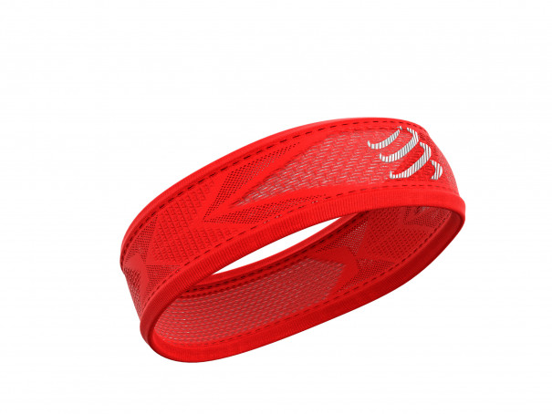 Thin HeadBand On/Off RED