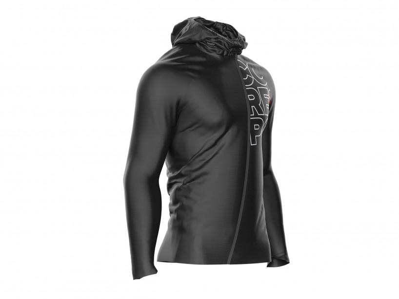 Hurricane Waterproof 10/10 Jacket schwarz