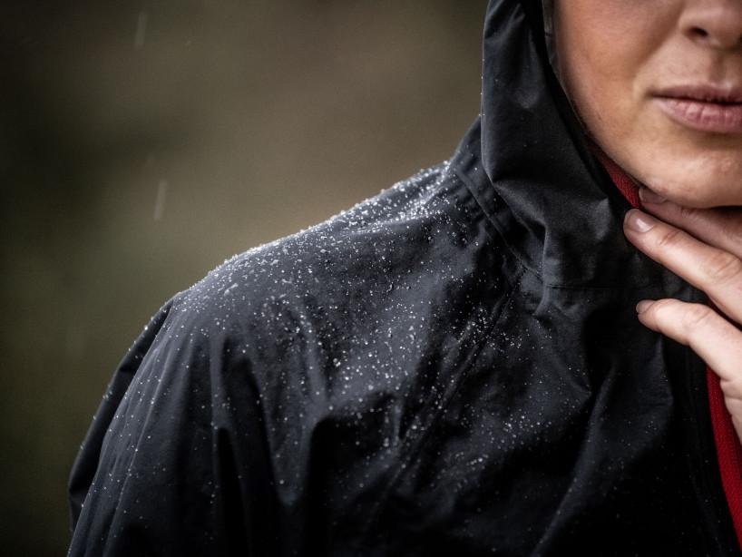 Giacca Hurricane Waterproof 10/10 nero