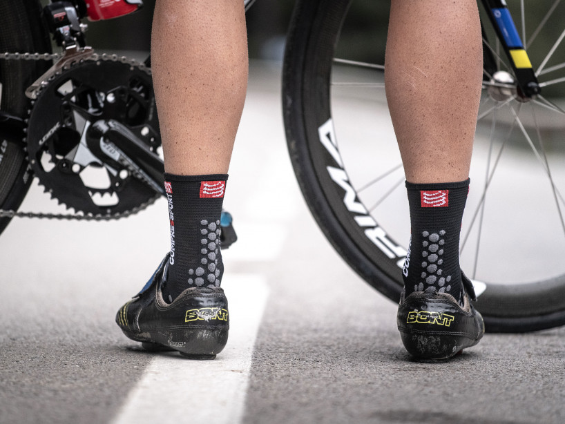 Pro racing socks v3.0 Bike black