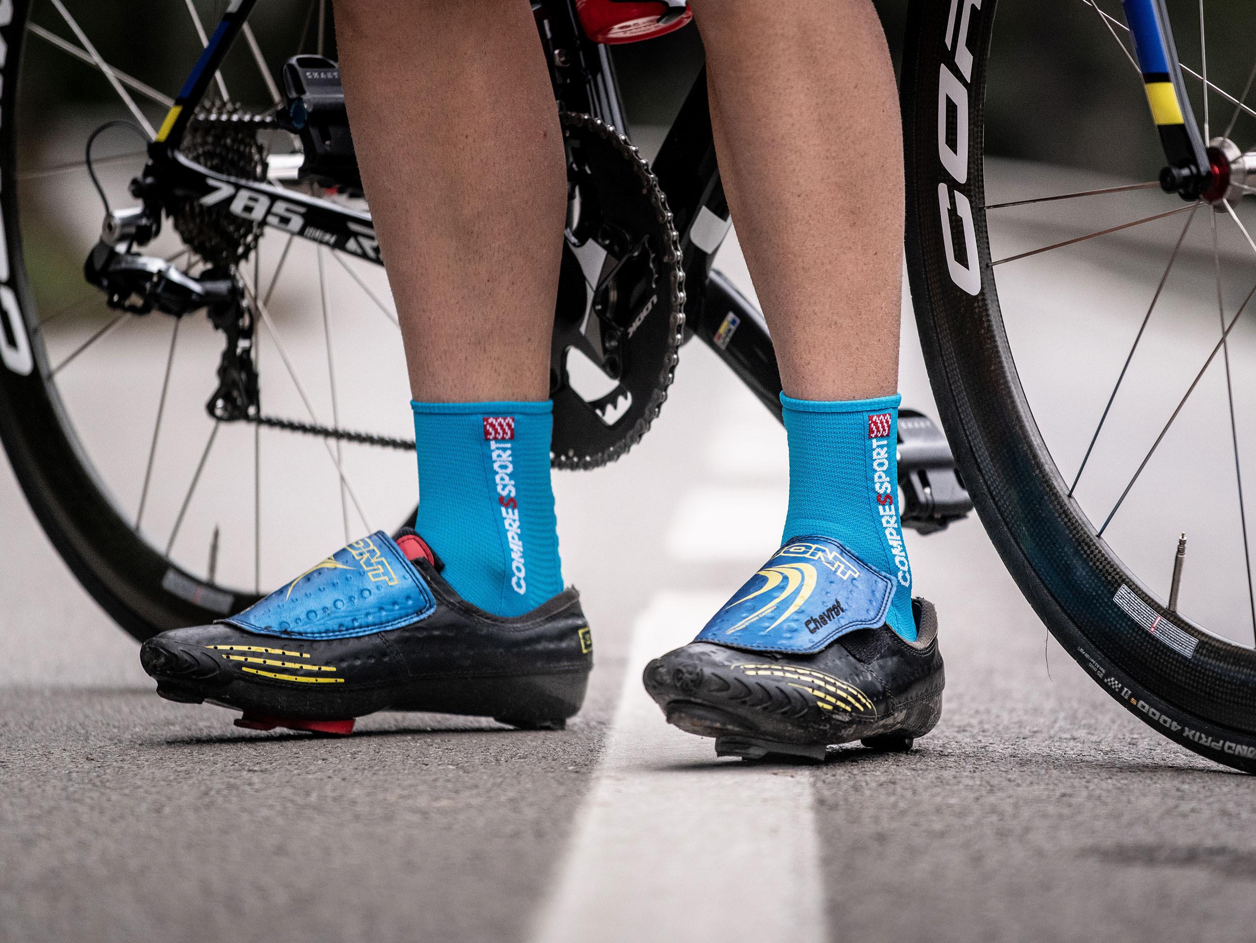 Pro Racing Socks v3.0 Bike ICE BLUE