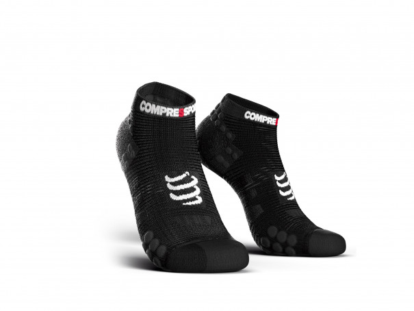 Pro Racing Socks v3.0 Run Low schwarz