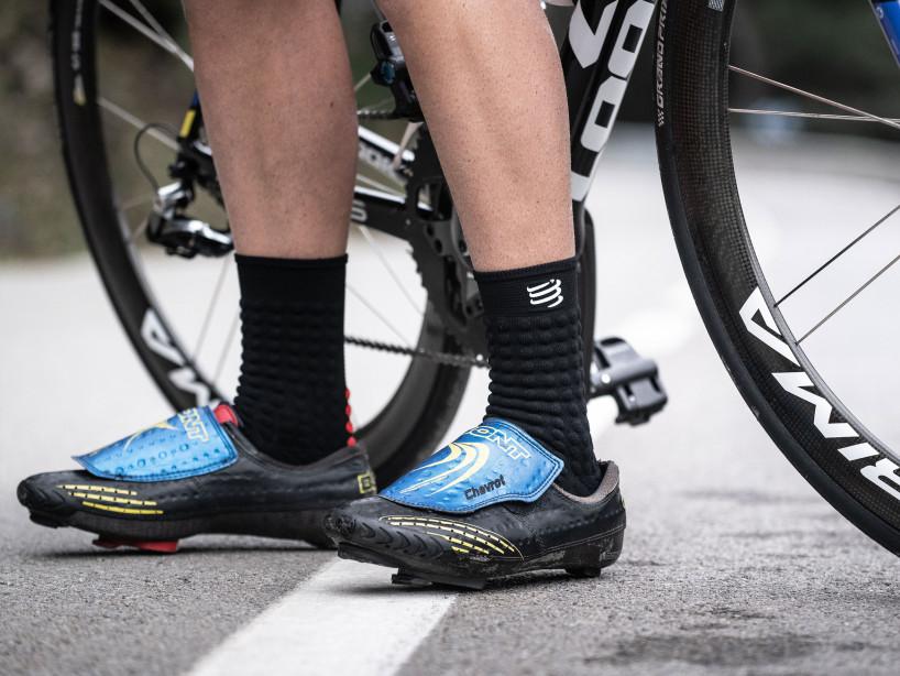Pro Racing Socks v3.0 - Winter bike black