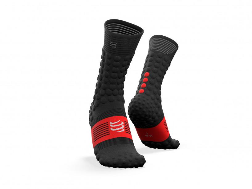 Pro Racing Socks v3.0 - Winter run schwarz