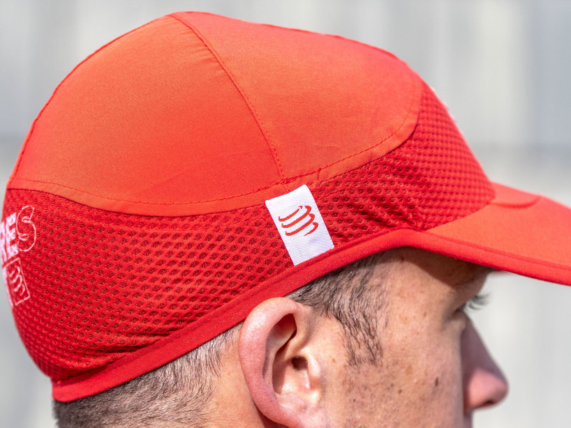 Pro Racing Ultralight Cap rot