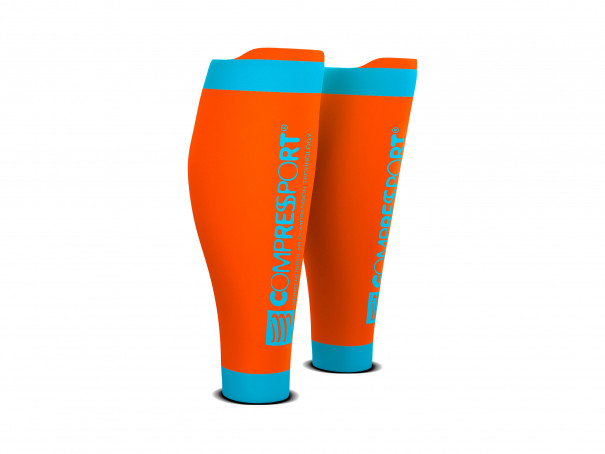 R2V2 calf sleeves orange