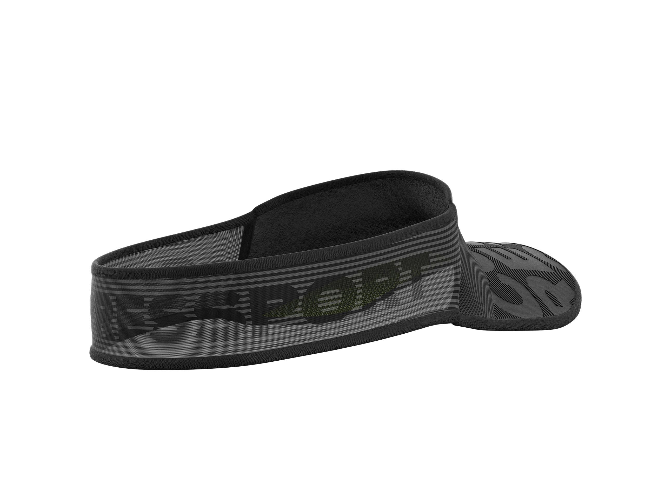 Spiderweb Ultralight Visor - Black Edition 2019 BLACK
